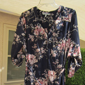 41 Hawthorn Stitch Fix Cristen shirt dress, sz M